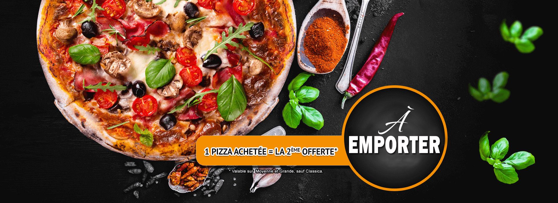 Livraison Pizzas boulogne billancourt - Fun Pizza Clamart livre